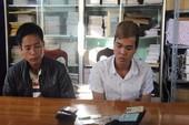 Tặng bằng khen 2 học viên cứu người, bị trộm lấy đồ