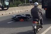1 thanh niên tử vong trên quốc lộ 1 chưa rõ nguyên nhân