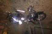 Xe tải tông chết nữ sinh khi chở người đi cấp cứu