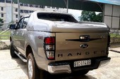 Trộm xe Ford Ranger rao bán thì bị bắt