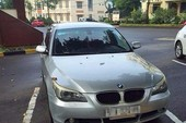 'Giam' xe BMW nghi nhập lậu, mang biển số giả