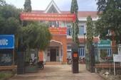 Cách chức dàn lãnh đạo một thị trấn ở Đắk Nông