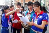 Xét tuyển ĐH-CĐ 2017, số nguyện vọng tăng mạnh