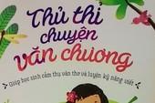 Nguyễn Thái Dương với 'Thủ thỉ chuyện văn chương'