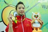 Hot girl Wushu giành HCV đầu tiên cho Việt Nam