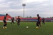 Đội tuyển U23 Việt Nam nêu chỉ tiêu vào được bán kết