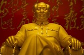 Mao Trạch Đông được đúc tượng vàng ròng