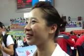VĐV wushu Dương Thúy Vi giành Huy chương vàng đầu tiên cho Thể thao Việt Nam tại Sea Games 27 .