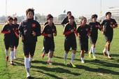 Đội bóng đá nữ Việt Nam không gặp khó vì Indonesia rút lui