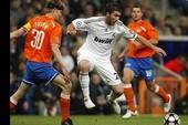 Real nhọc nhằn trong ngày trở lại của Ronaldo