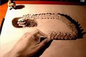 Tranh 3D bằng bút chì cực đỉnh