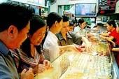 Vàng trong nước bất ngờ giảm theo giá thế giới
