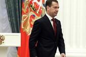 """Medvedev đã """"sẵn sàng"""" làm Thủ tướng Nga"""