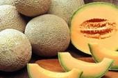 Chấm dứt dịch dưa vàng bị khuẩn listeria ở Mỹ