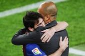 Messi bác tin đồn nhảm mưu toan lật đổ Guardiola