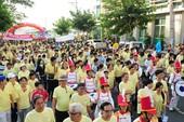 Chương trình đi bộ từ thiện Lawrence S. Ting: Chung tay vì cộng đồng