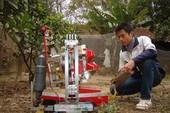 Robot đa năng giữa đồng quê