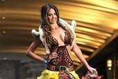 Trang phục dân tộc của Hoa hậu Australia bị chỉ trích