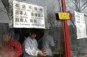 Nhà hàng Bắc Kinh gỡ tấm biển kỳ thị dân tộc