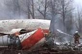 Ảnh vụ tai nạn máy bay chở Tổng thống Ba Lan