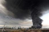 Cảnh hoang tàn tại Chile sau động đất