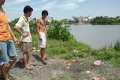 Nữ sinh nhảy sông tự trầm vì bị đình chỉ thi?