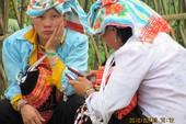 Phóng sự ảnh: Nhộn nhịp chợ tết vùng cao Cao Bằng