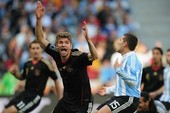 Đức gây sốc huỷ diệt Argentina 4 - 0