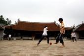 Chiều làng cổ Đường Lâm
