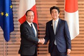 Tổng thống Pháp nhầm Nhật thành Trung Quốc