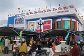 Khai trương siêu thị Co.opMart tại Cam Ranh