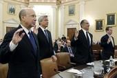 Mỹ bắt đầu điều trần về cuộc khủng hoảng tài chính