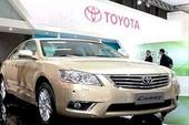 Toyota Việt Nam không chịu trách nhiệm về xe nhập khẩu