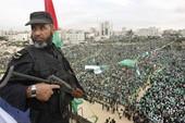 Hamas kỷ niệm 22 năm thành lập