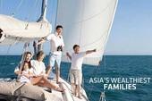 Điểm mặt những gia tộc giàu có nhất châu Á