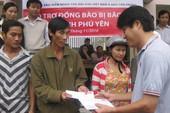 Dai-ichi Life Việt Nam: Tổ chức cứu trợ đồng bào tại Phú Yên