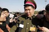Cháu đích tôn của Mao Trạch Đông trở thành vị tướng trẻ nhất quân đội Trung Quốc