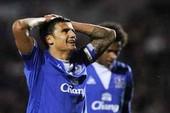Everton nối dài chuỗi trận thất vọng