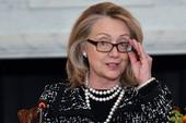 Ngoại trưởng Anh mở tiệc chia tay Hillary Clinton