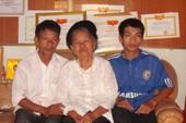 Cụ bà 78 tuổi mê làm từ thiện