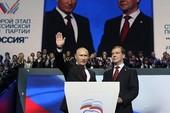 Medvedev có vượt nổi cái bóng khổng lồ Putin?