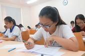 Dùng bài kiểm tra năng lực để tuyển sinh vào ĐH Quốc tế