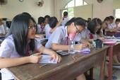 Hàng loạt học sinh điều chỉnh nguyện vọng thi lớp 10
