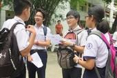 Chính thức công bố đáp án các môn thi lớp 10 tại TP.HCM