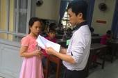 Công bố phiếu đăng ký khảo sát lớp 6 Trần Đại Nghĩa