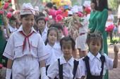 Các trường học tại TP.HCM đồng loạt khai giảng ngày 5-9