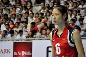 Tuyển thủ bóng chuyền nữ Việt Nam kêu cứu
