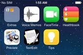 Hé lộ ảnh được cho là của iOS 8