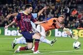 Neymar và Messi lập công, Barca thắng nhàn