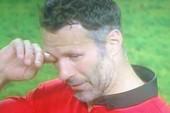 Ryan Giggs vừa khóc vừa nói sau chiến thắng